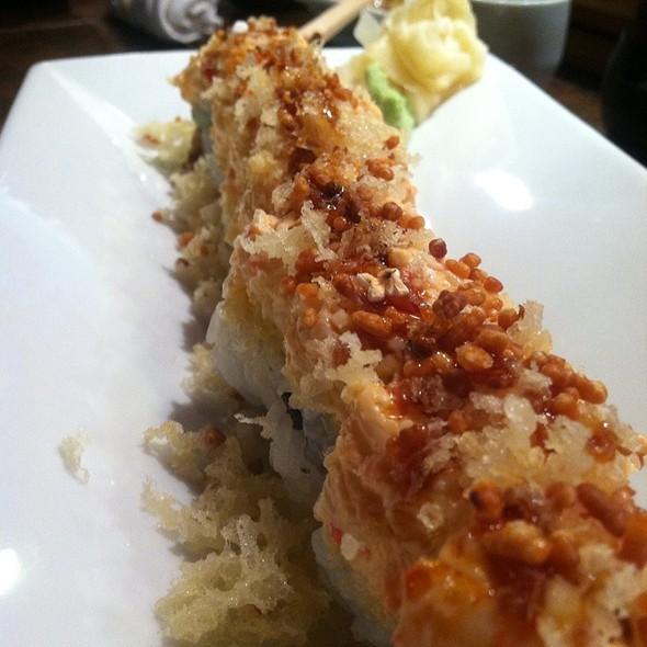Un-Named Crab Roll @ Ten-Ichi Restaurant