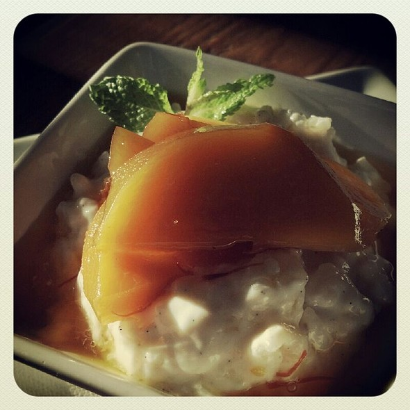 Hickory Lane Rice Pudding  @ Hickory Lane