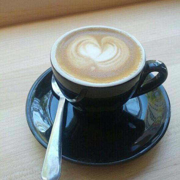 Macchiato @ One Line Coffee