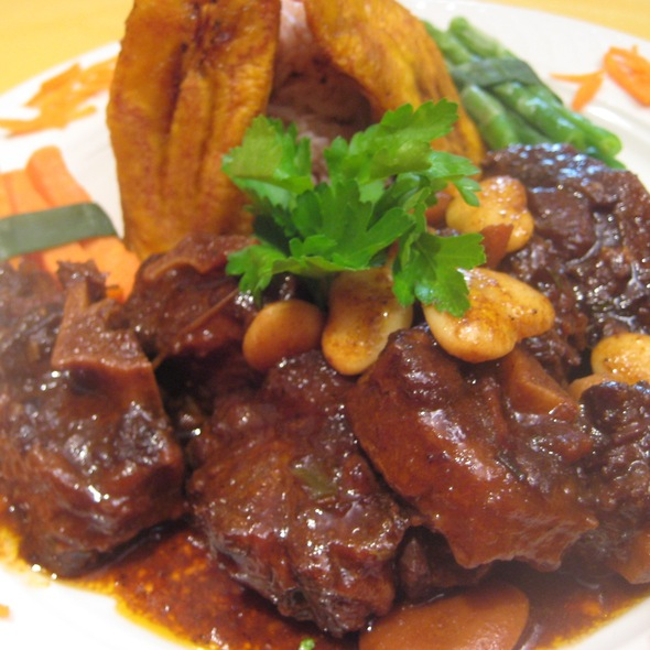 Oxtail Stew @ The Door