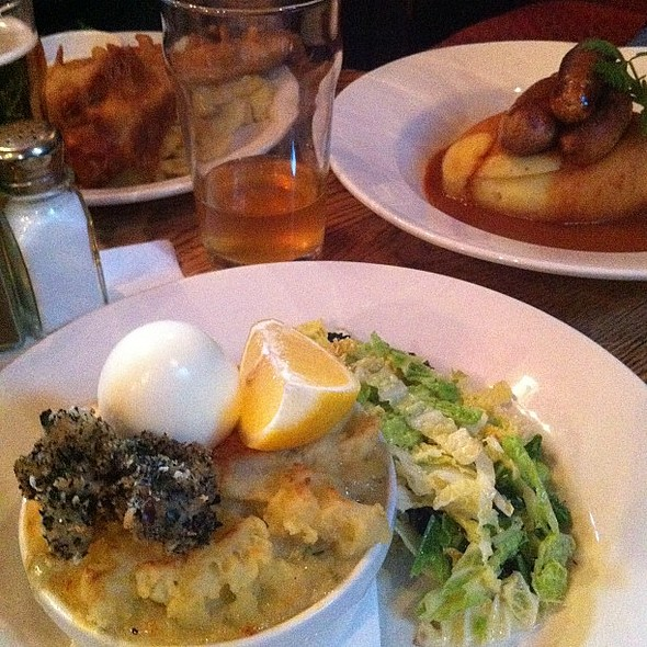 Fish Pie @ The Bath Arms