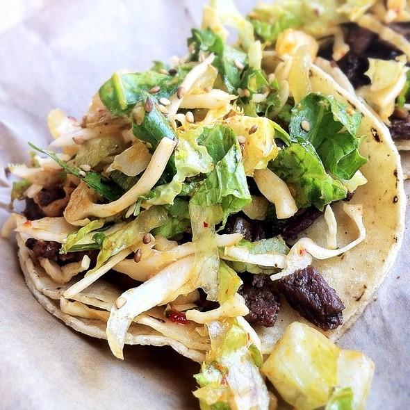 Kalbi Taco