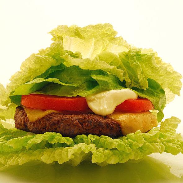 Fit Burger @ A CHAPA HAMBURGERS