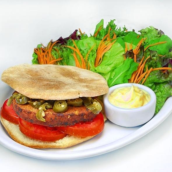 Picanto Burger @ A CHAPA HAMBURGERS
