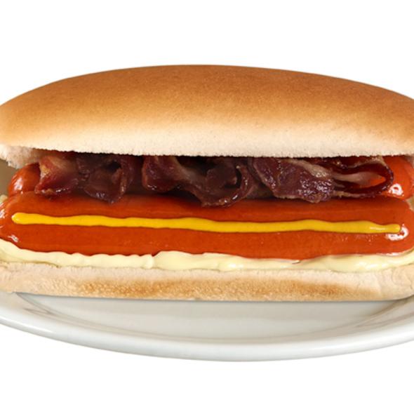 Danger Hot Dog @ A CHAPA HAMBURGERS