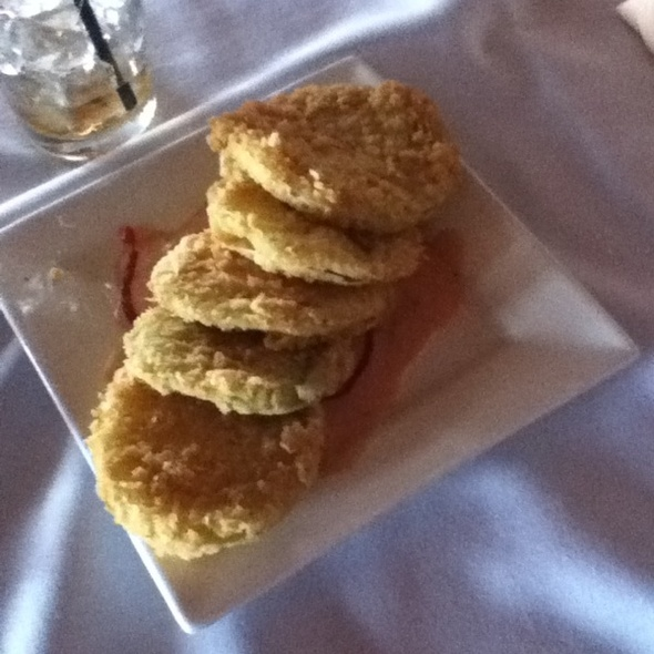 Fried Green Tomatoes - The Reef of St. Augustine, St. Augustine, FL