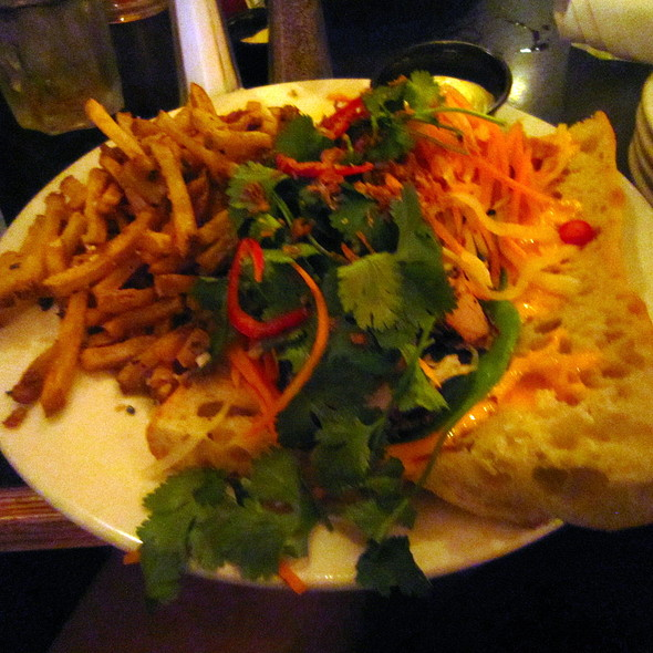 Banh Mi - The Brewer's Art, Baltimore, MD