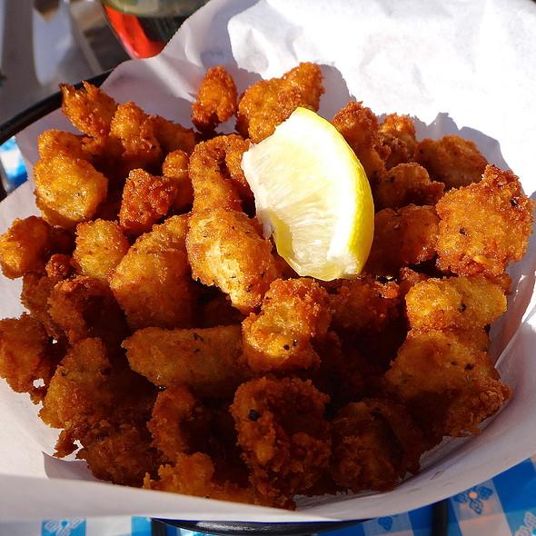 Fried Calamari/ Spicy Aioli - Sam's Anchor Cafe, Tiburon, CA
