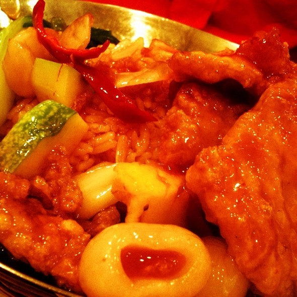 Sweet and Sour Fish with Rice @ 冰点 Igentis @ Tropicana City Mall