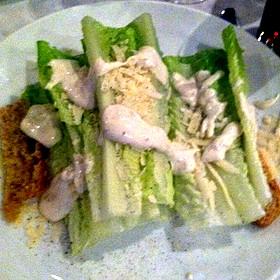Caesar Salad - Giovanni's Ristorante - Nashville, Nashville, TN