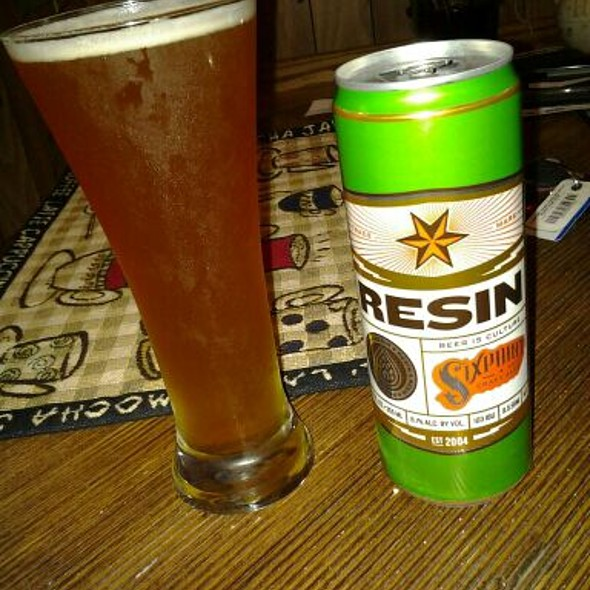 Resin @ Sixpoint Brewery
