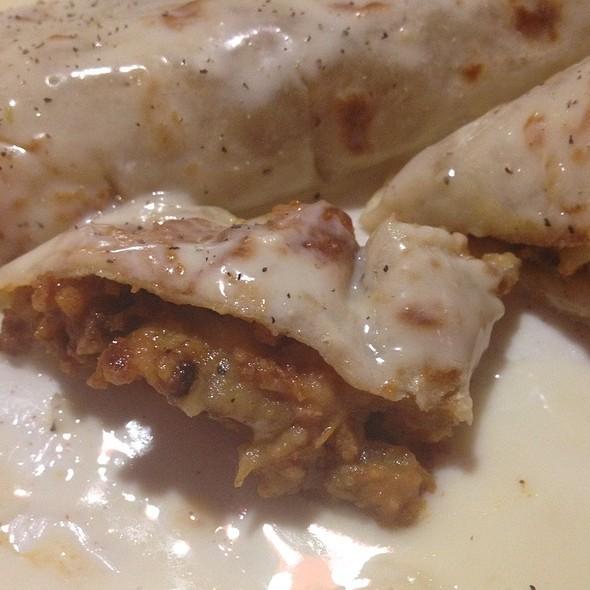 Burrito Con Chorizo