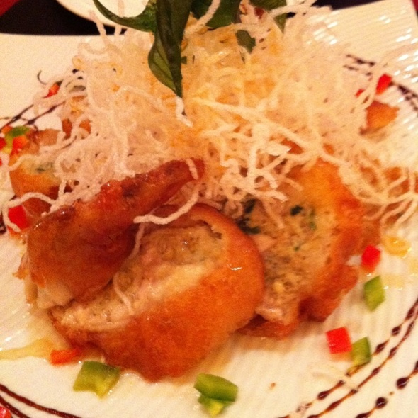 Stuffed Chicken Wings - Chada Thai - Coquitlam, Coquitlam, BC