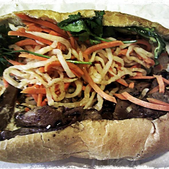 Banh Mi @ Yeh Yeh's Sandwiches