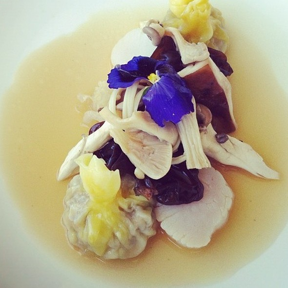 Duck Dumplings @ Champ Kitchen + Bar