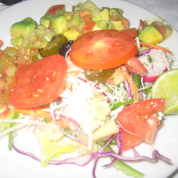Salad Buffet @ Decameron Maryland