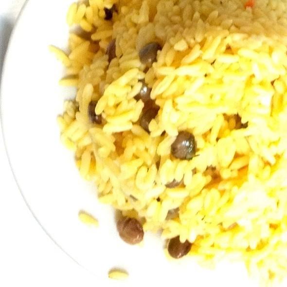 Yellow Rice @ La Isla Restaurant