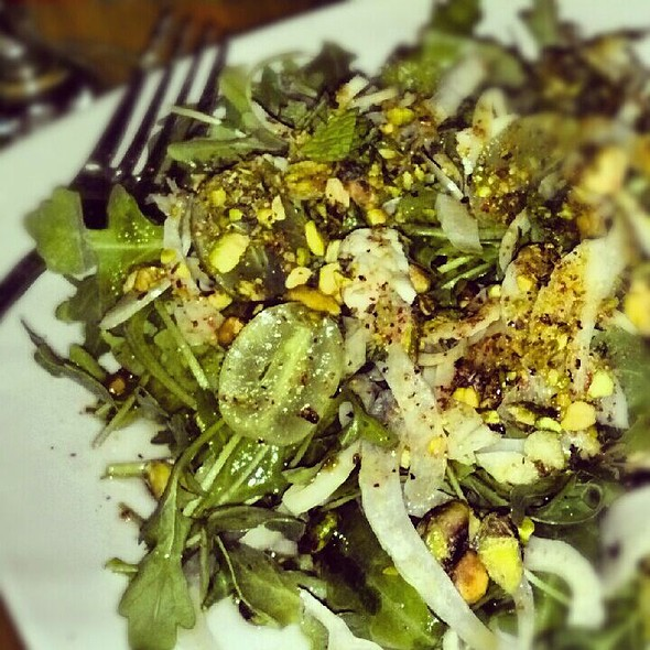 Cypriot Salad @ Stella's