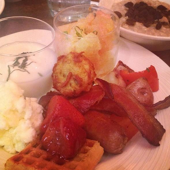 Breakfast Buffet @ Wynn Las Vegas - Hotels Las Vegas