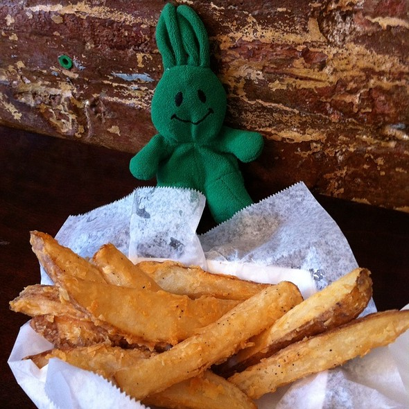 Hand-cut Fries @ This Little Piggy Had Roast Beef