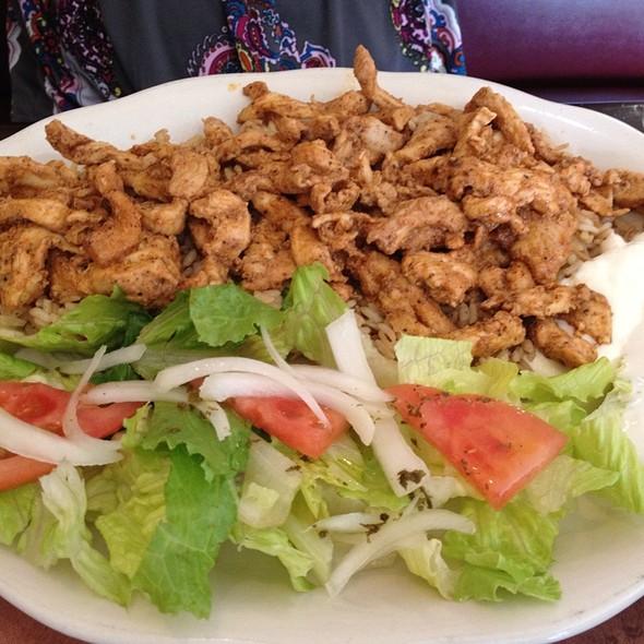 Shawarma @ Baladi Kabab