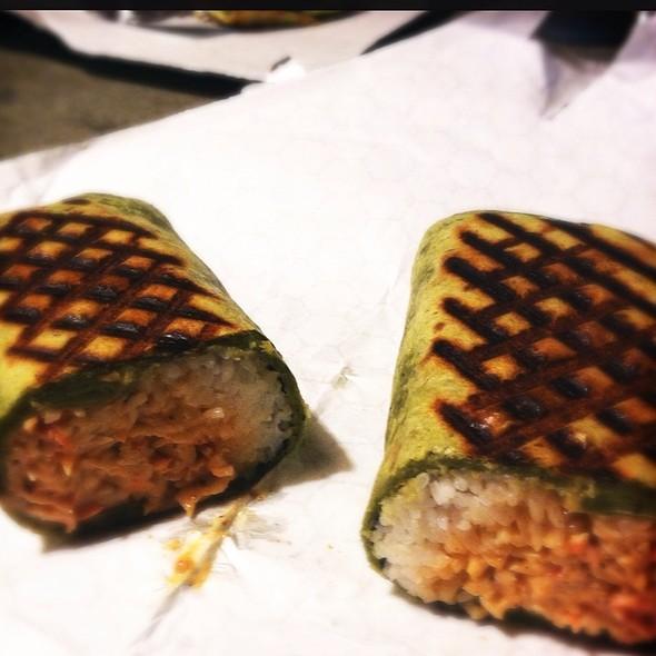 Sushi Wrap