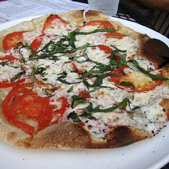 Tomato Basil Pizza - The Tasting Room - Uptown Park, Houston, TX
