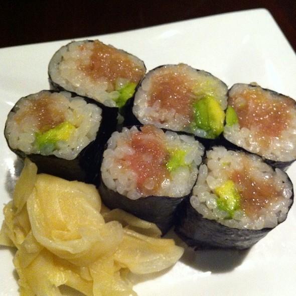 Toro Roll - Kaz Sushi Bistro, Washington, DC