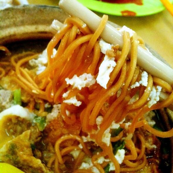 Claypot Yee Mee @ Restoran Hock Thai