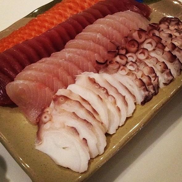 Sashimi @ Wa-Sushi