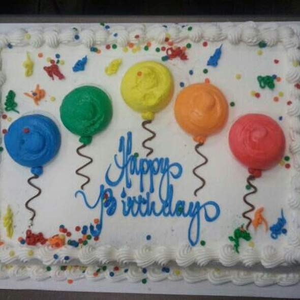 Happy Birthday Cake @ Home