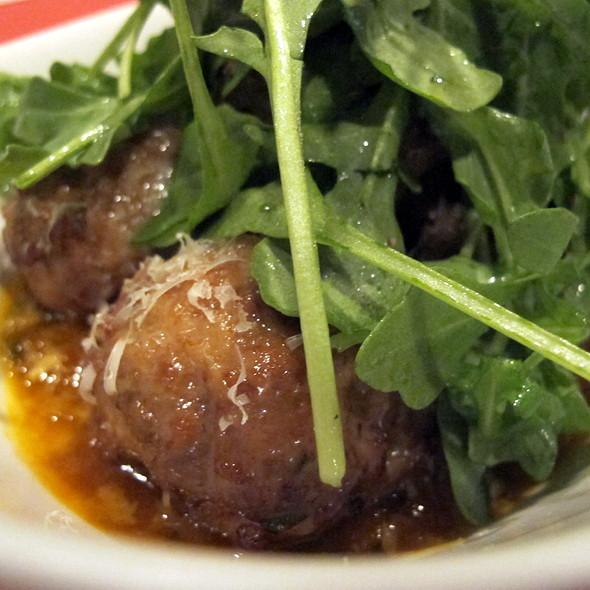 Meatballs @ Dawson's