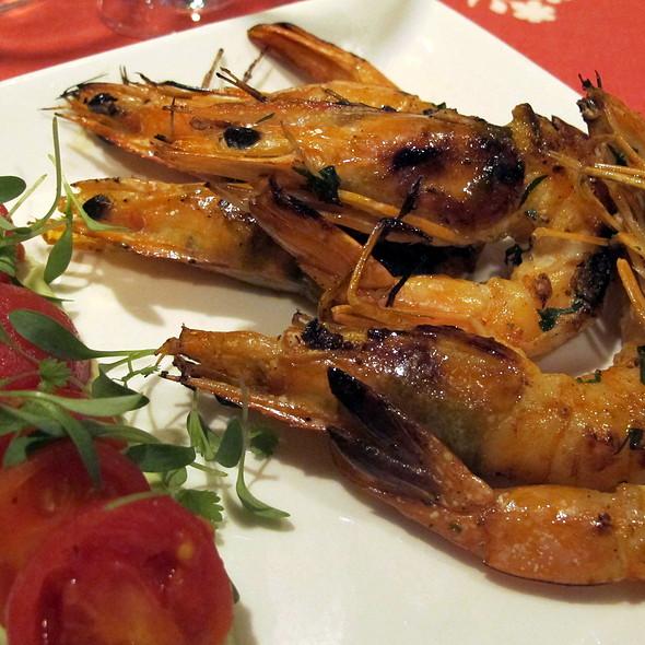 Shrimp Cocktail @ Dawson's