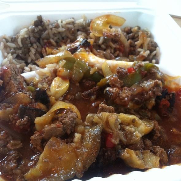 Moussaka @ City Gourmet