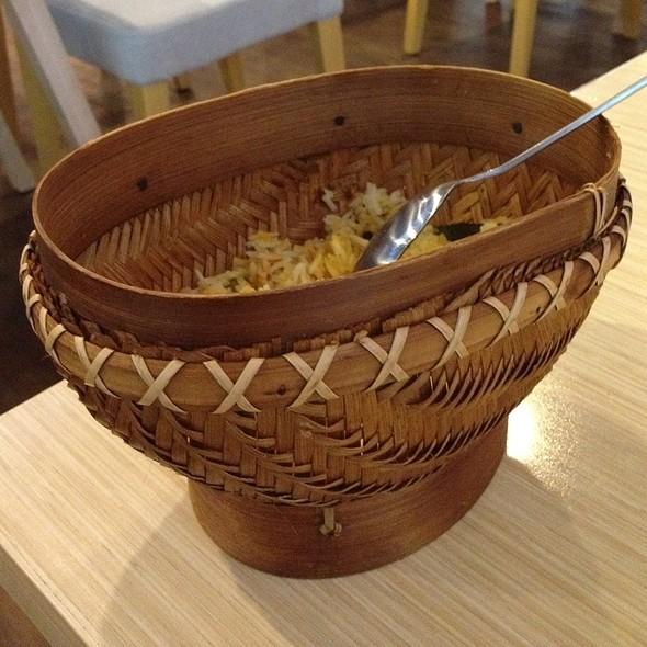 Biryani Rice @ Sams curry jakarta