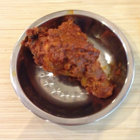 Chicken Masala @ Sams curry jakarta