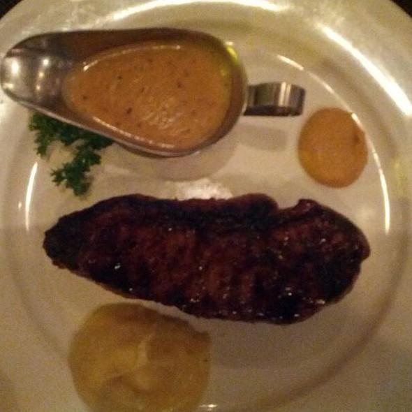 Sirloin Steak @ Wooloomooloo Steakhouse