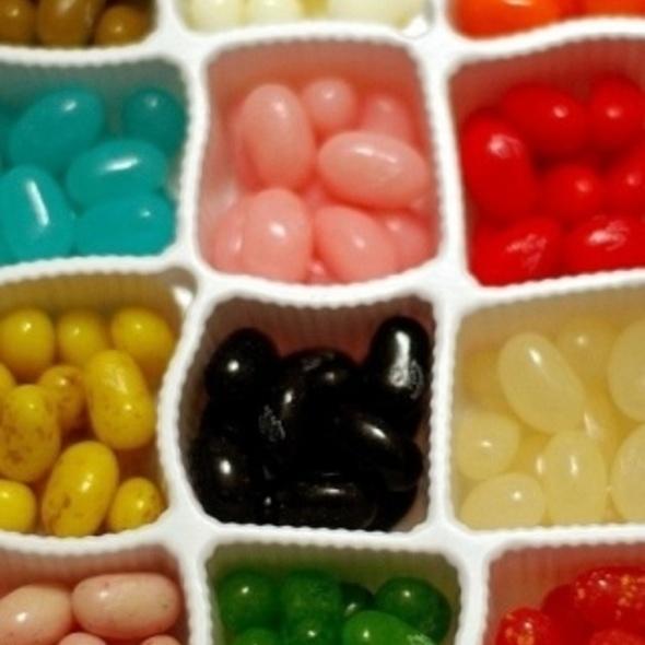 jelly beans @ Putnam Valley, NY