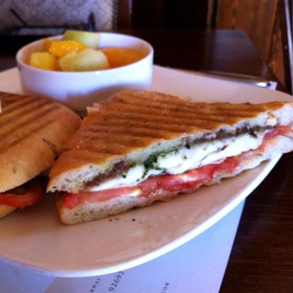 Chicken Caprese Panini - O'Neill's Bar & Grill, Mission Viejo, CA