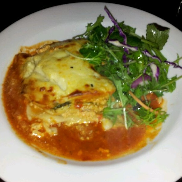Chicken Lasanga @ Mission Bay Cafe