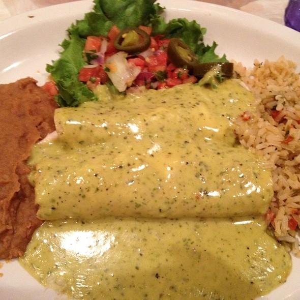 Chicka-Chicka Boom-Boom Enchiladas
