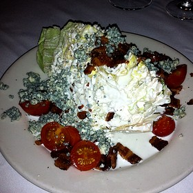 Blue Cheese Lettuce Wedge