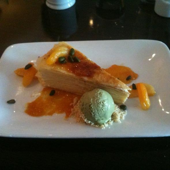 Crepe Cake @ Bouchon Bakery
