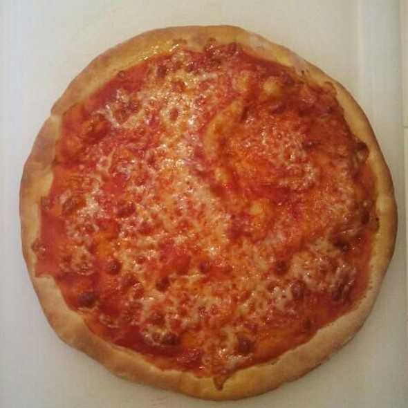 Homemade Pizza @ Home