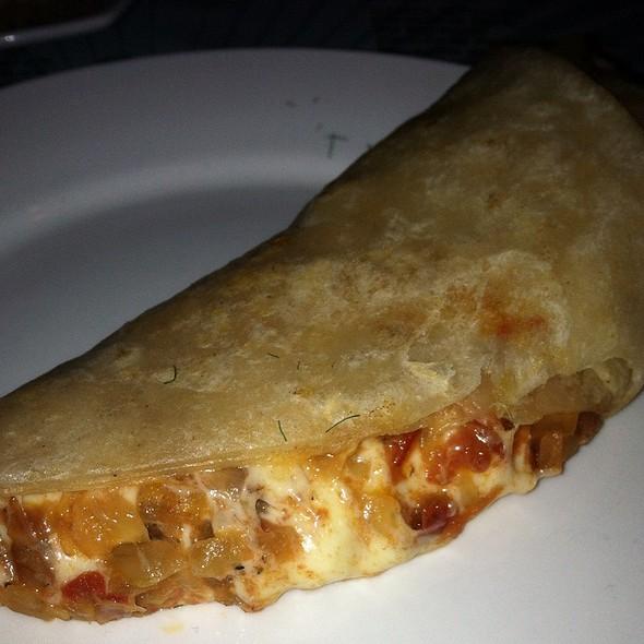 Burrito De Camaron Y Marlin @ Bajo Fondo