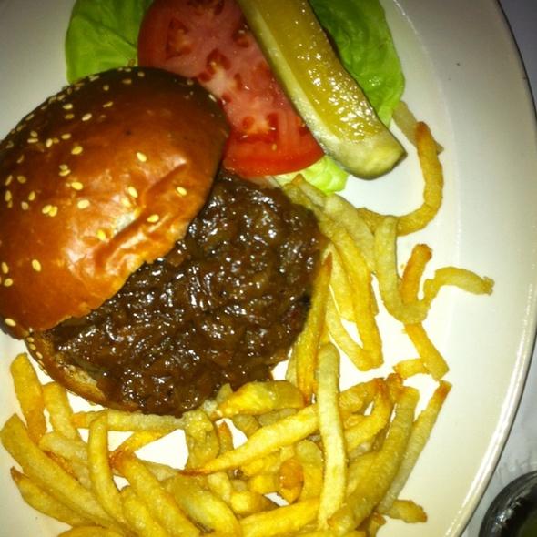 Minetta Tavern Burger @ Minetta Tavern