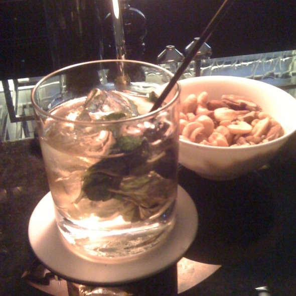Mint Julip @ Le Caprice