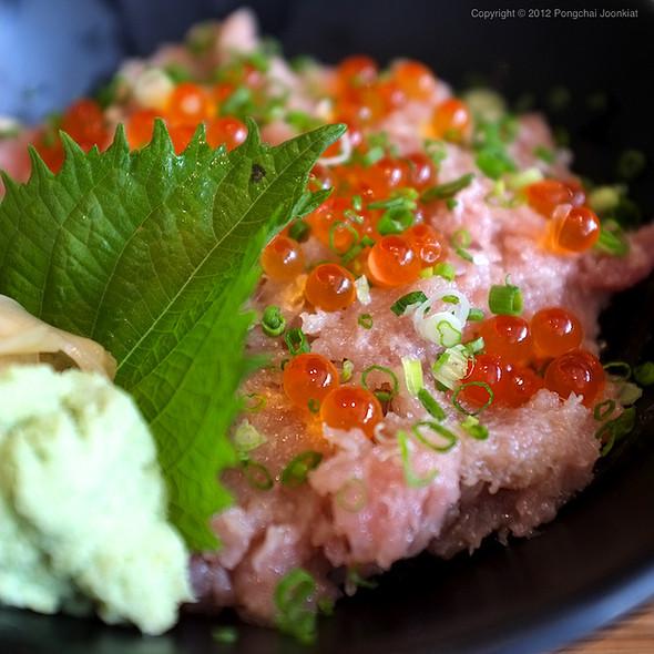 Negi Toro Don @ Sushi Masa