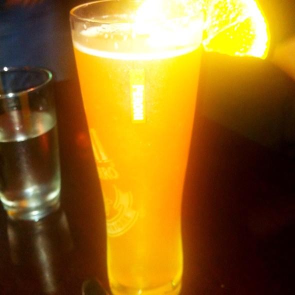 Blue Moon Beer - Serafina, New York, NY