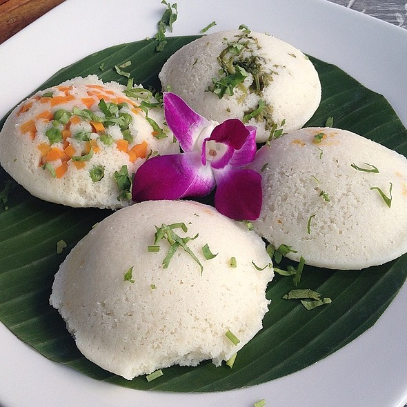 idli @ New Indian Garden